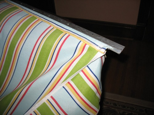 Sew Your Own Awning Step By Step Instructions